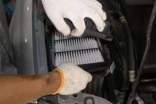 How to distinguish fake air filters