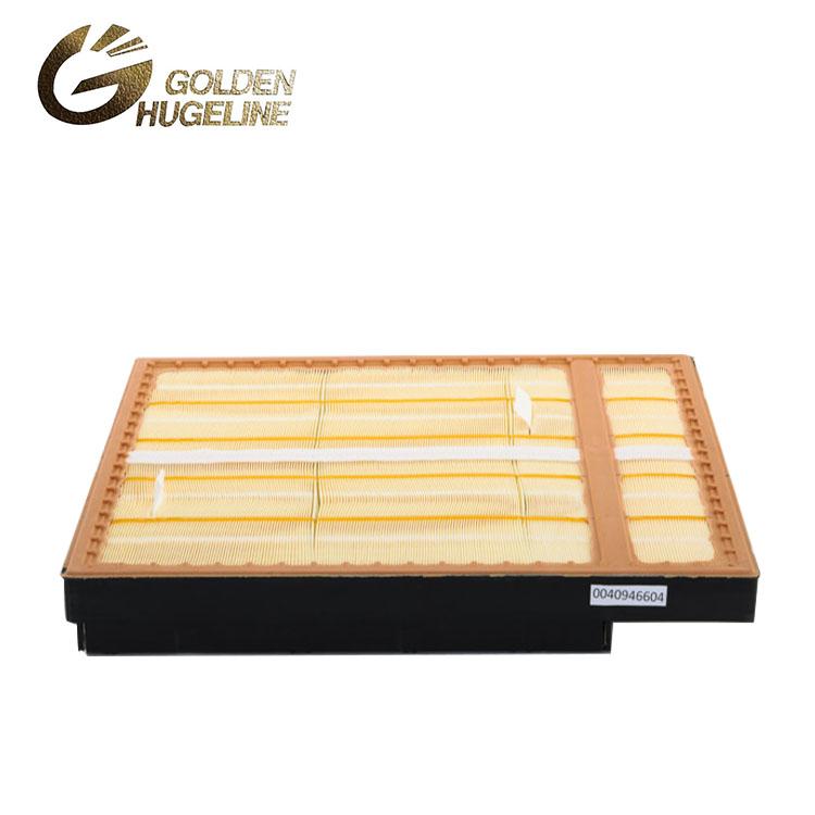 piese auto hârtie de filtru mediu OEM filtru de aer 0040946604 pentru camioane grele