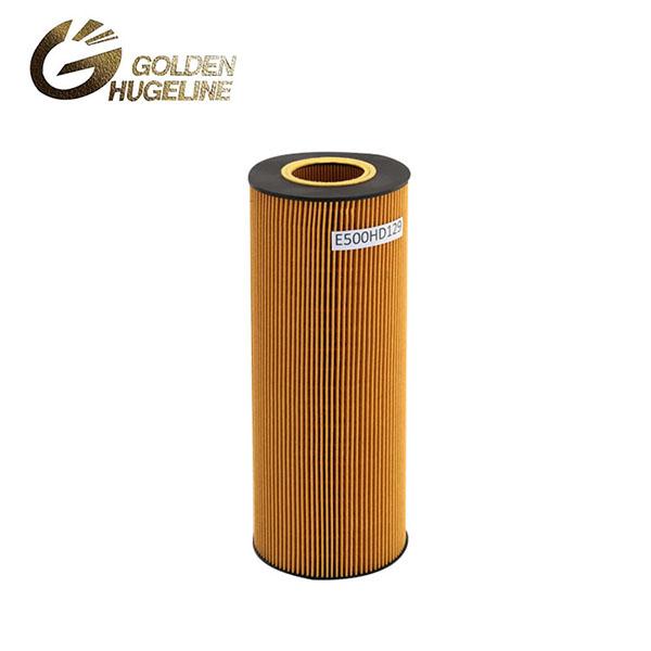 Geriausias variklis alyvos filtras E500HD129 Alyvos filtras sunkiųjų variklio rodytas atvaizdo