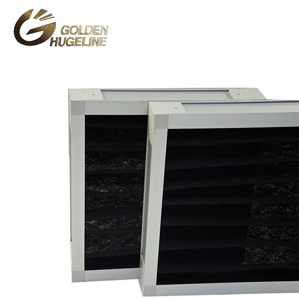 Aliuminio lydinio rėmas išorinis rėmas PP KORYTOJO aktyvuotos anglies Pramonės oro filtras Teminiai Vaizdo
