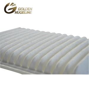 Auto pezas de reposición de prezos filtros do filtro de aire 17.801-21.050 auto para o coche