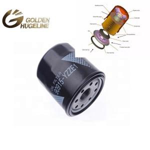 Auto engine car accessories 90915-YZZE1oil filter in car