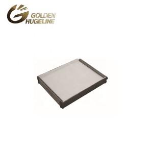 فیلتر موتور تولید کامیون 97139-39100 تغییر فیلتر کابین هوا