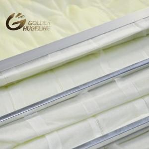 OEM Washable Synthetic Fiber Industrial Bag Air Filter For Filtration System
