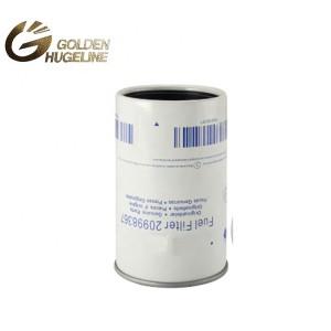 Types Of Fuel Filter 20998367 Diesel Engine Fuel Filter Price
