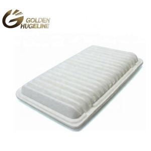 air filter making machine 17801-28030 air filter replacement