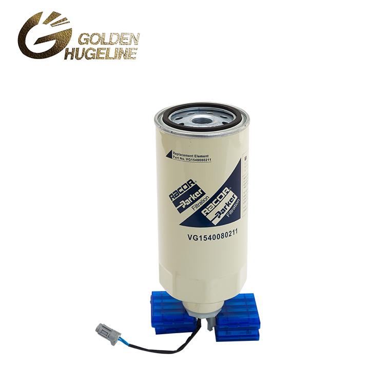 ایندھن فلٹر پانی جداکار VG1540080211S ٹرک ایندھن فلٹر کے نمایاں تصویر