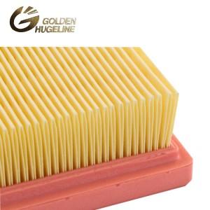 Auto car accessories 11090140B01000 PU air filter