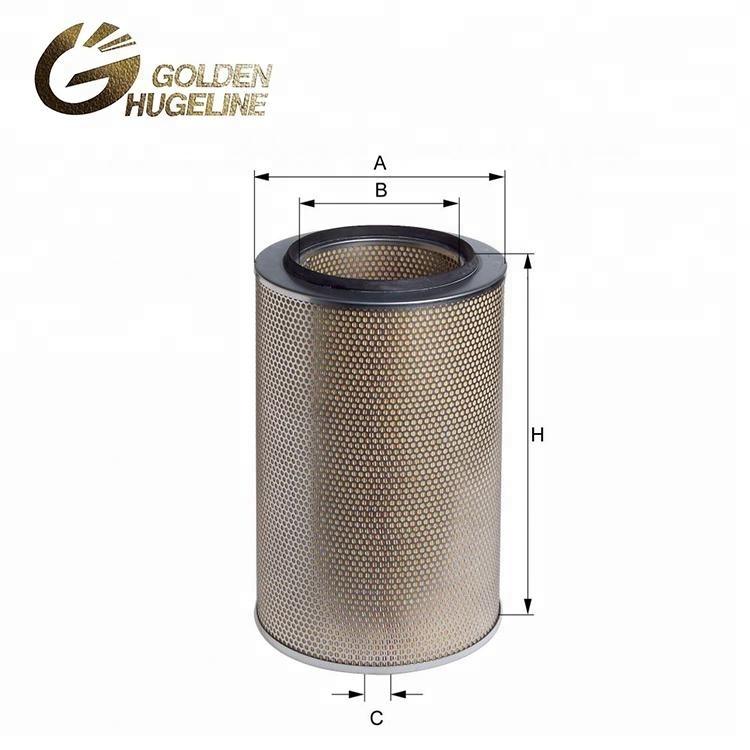 Produce big heavy duty truck air intakes 0030941504 E118L02 C301537 AF4713 air filter