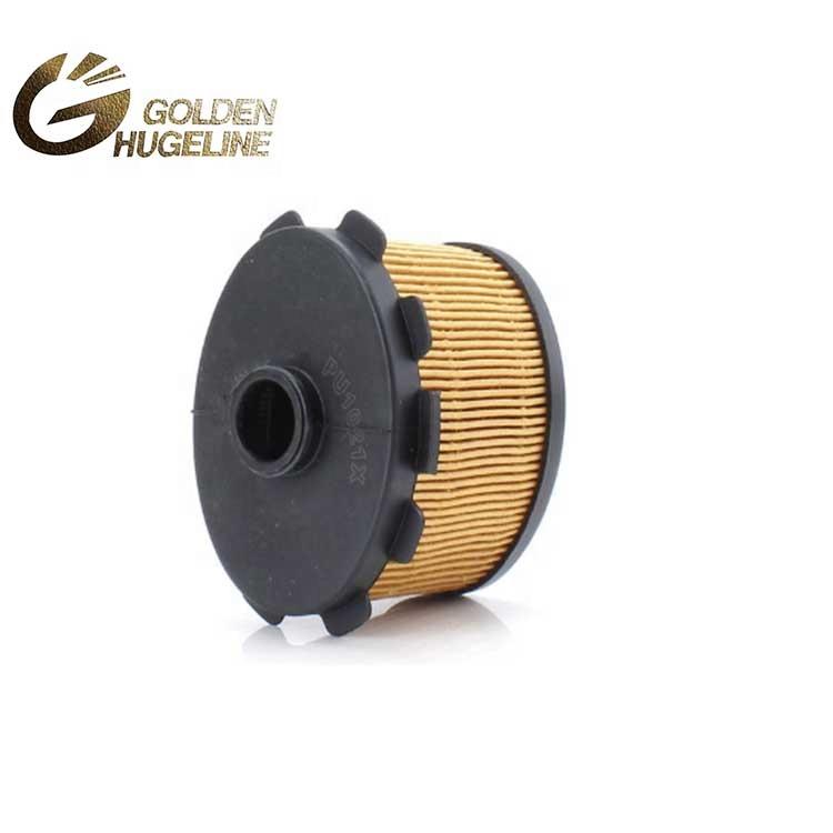 High performance fuel filter element part number PU1021X 190649 fuel filter insert