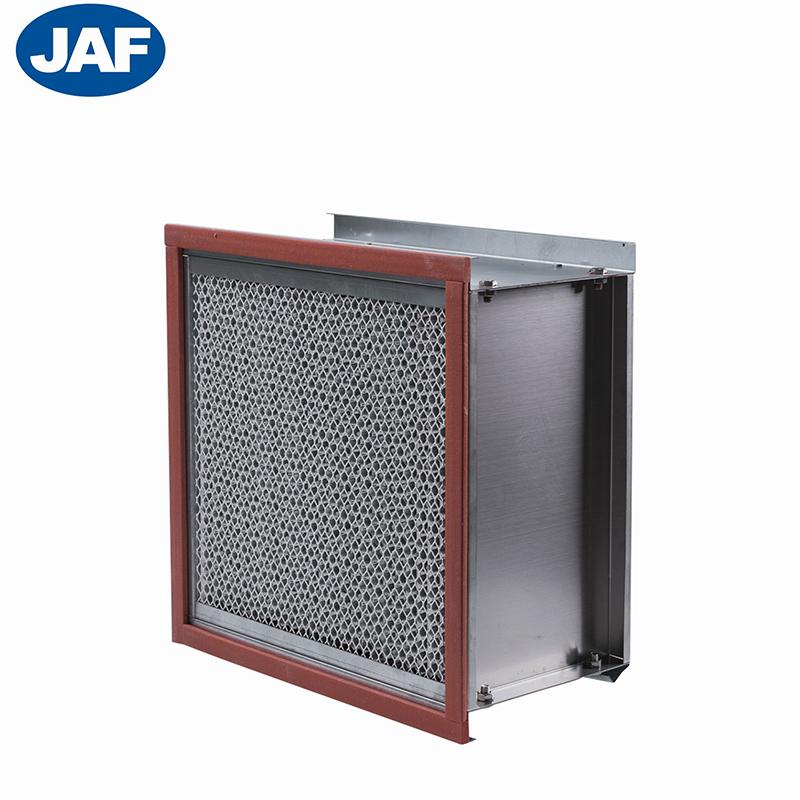 High Temperature Resistance hepa air filters